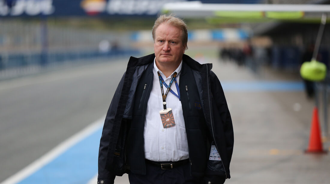 Jo Bauer - FIA - Formel 1 - Test - Jerez - 29. Januar 2014