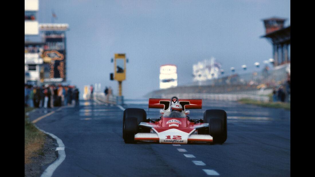 Jochen Mass - F1 - GP Deutschland 2000 - Hockenheimring