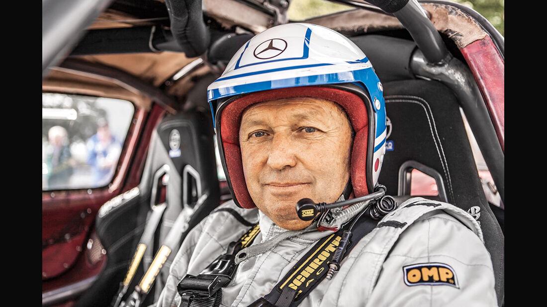 Jochen Mass, Porträt