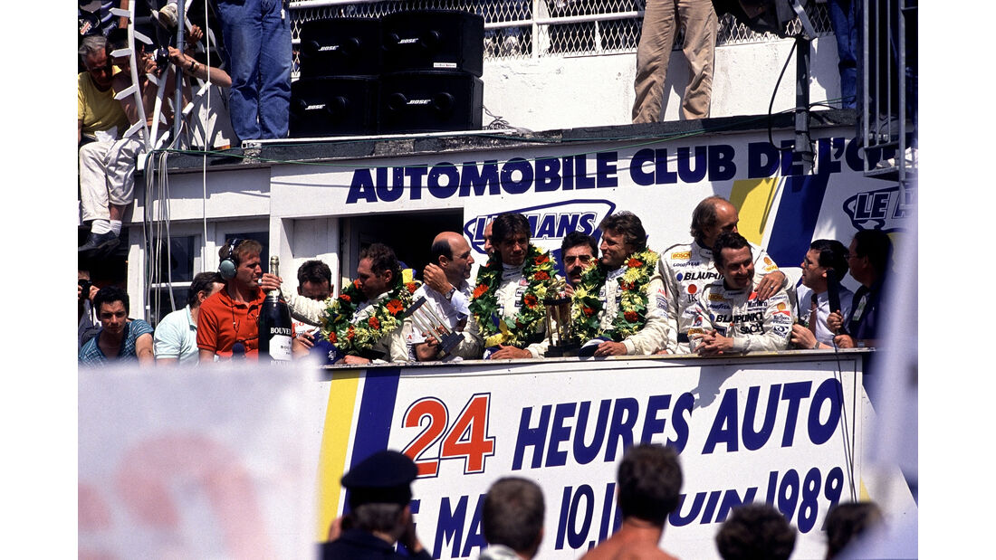 Jochen Mass - Rennfahrer - 70 Jahre