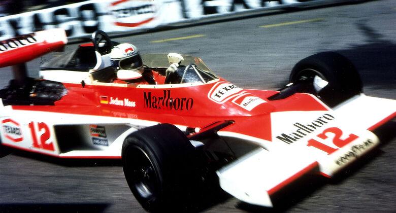 Jochen Mass wird 70 Jahre alt