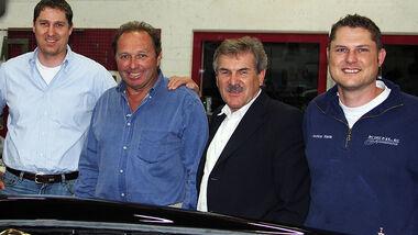 Jochen Mass und Klaus Kienle