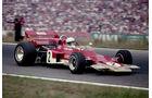 Jochen Rindt - F1 GP Deutschland 1970 - Hockenheimring