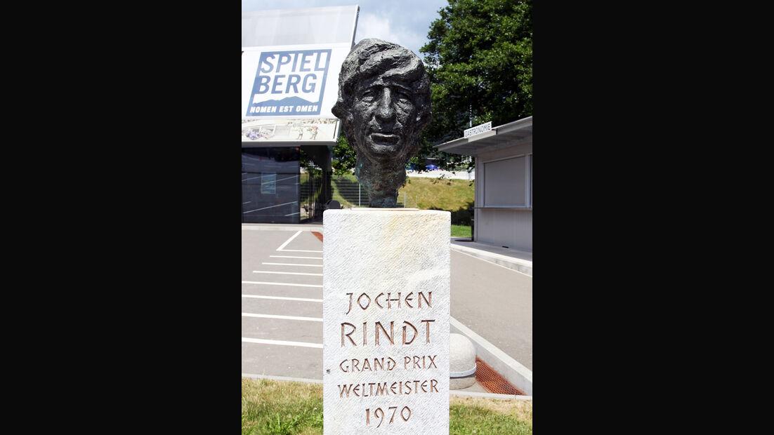 Jochen Rindt - Formel 1 - GP Österreich - Spielberg - 19. Juni 2014