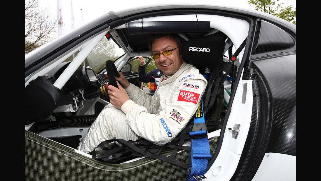Jochen Übler BMW Z4 GT3