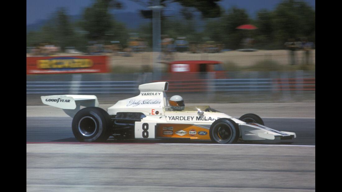Jody Scheckter 1973