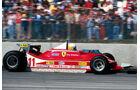 Jody Scheckter - Ferrari 312T4 - GP USA West 1979