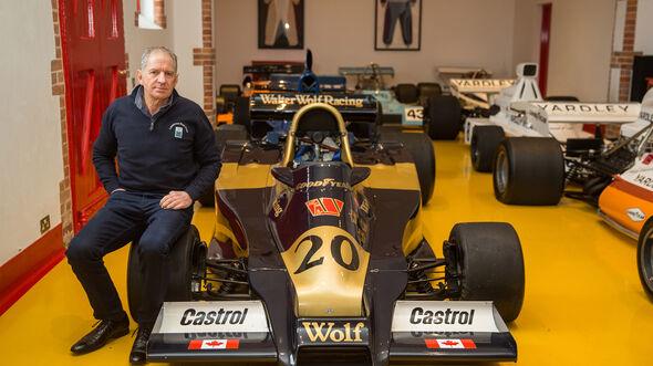 Jody Scheckter - Wolf - Formel 1