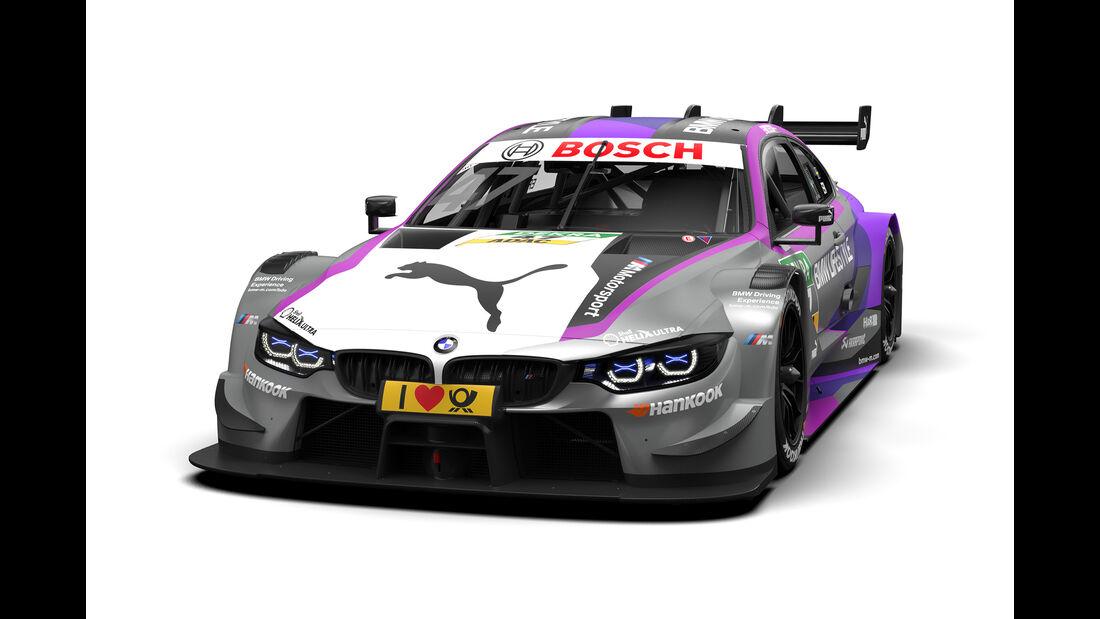 Joel Eriksson - BMW - DTM-Autos 2018 - DTM-Autos 2018