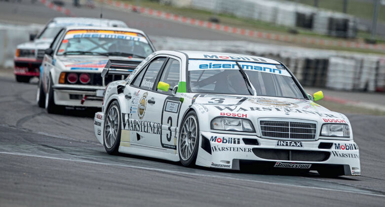 Jörg Hatscher - TW Classics - Nürburgring 2017
