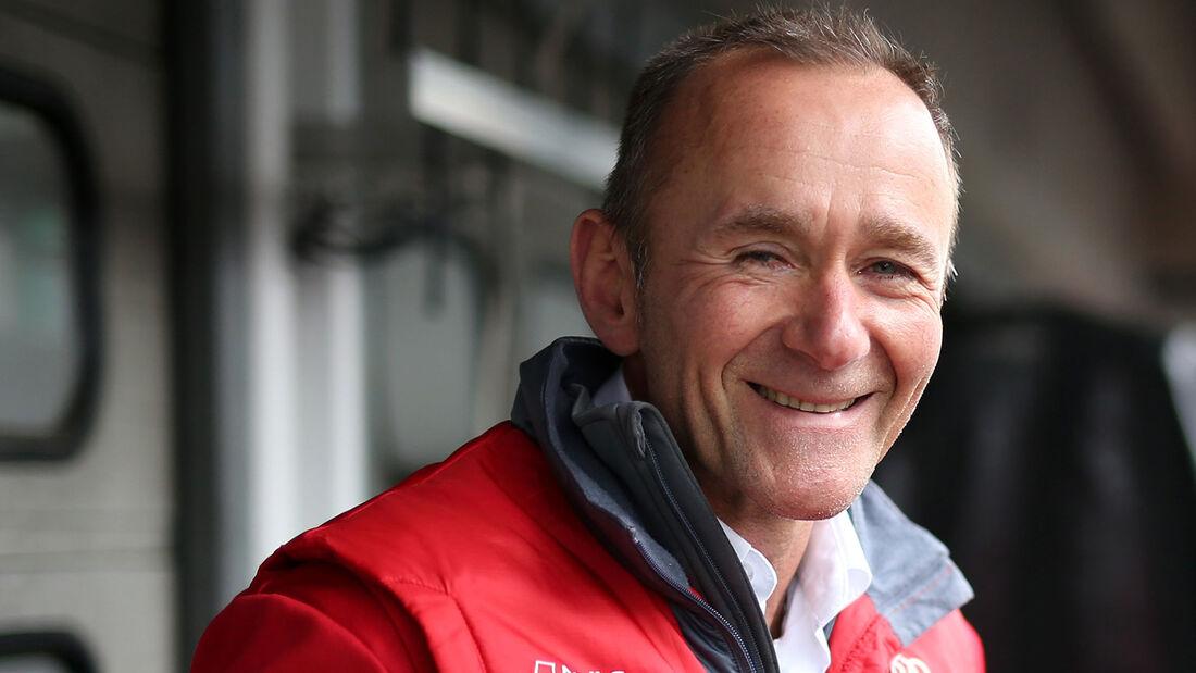 Jörg Zander - Audi-Motorsport