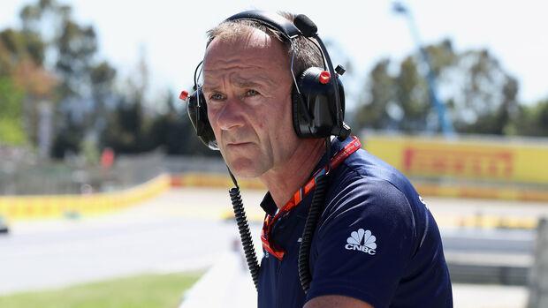 Jörg Zander - Sauber - Formel 1 - 2017