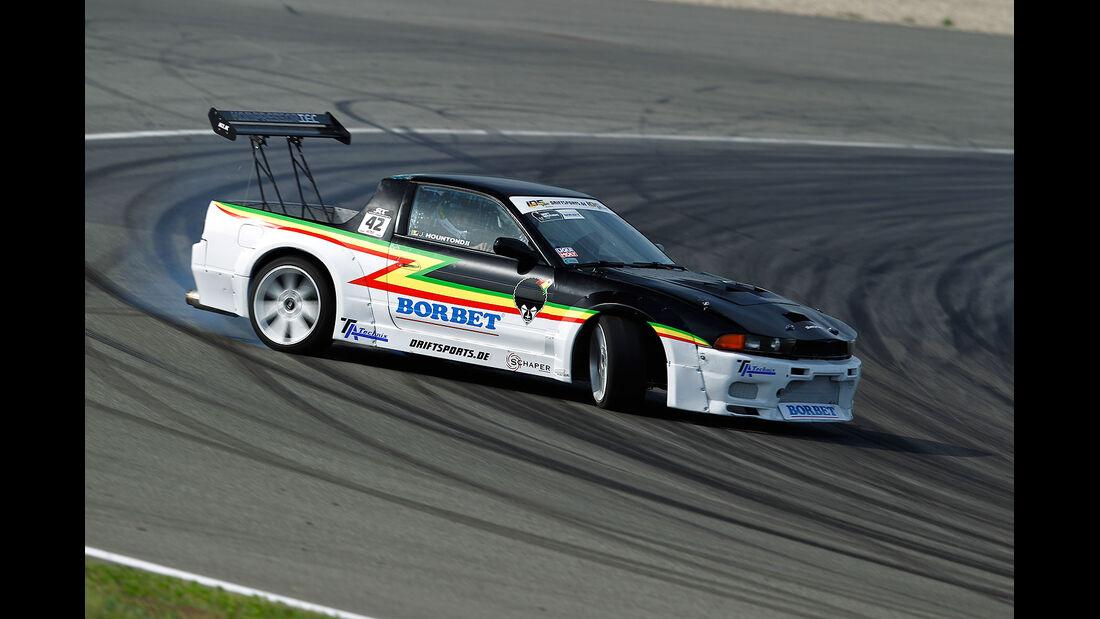 Johannes Hountondji, Drifter34DriftChallenge, High Performance Days 2012, Hockenheimring