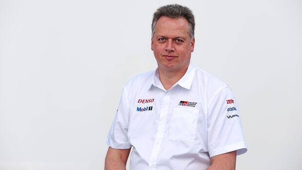John Litjens - Toyota