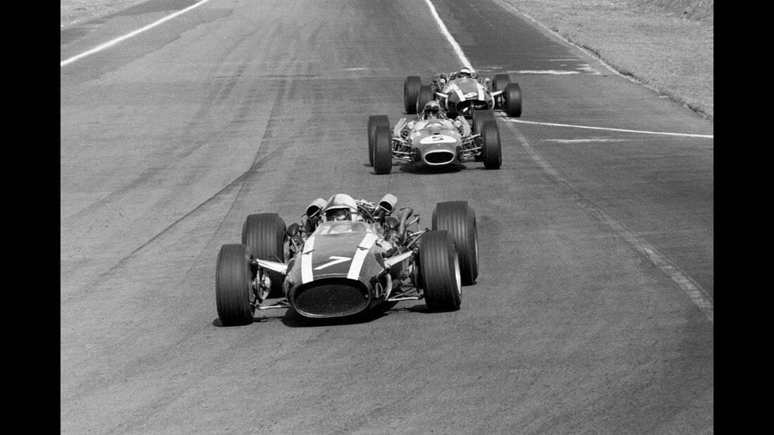 John Surtees - Cooper T81 - GP Mexiko 1966