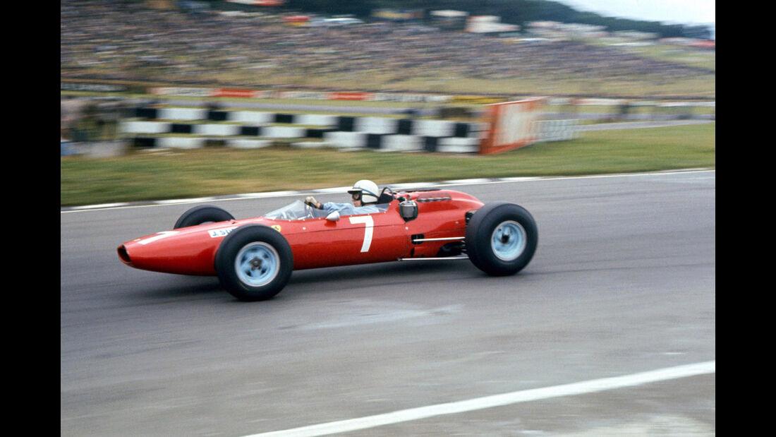 John Surtees - Ferrari 158 - GP England 1964 - Brands Hatch