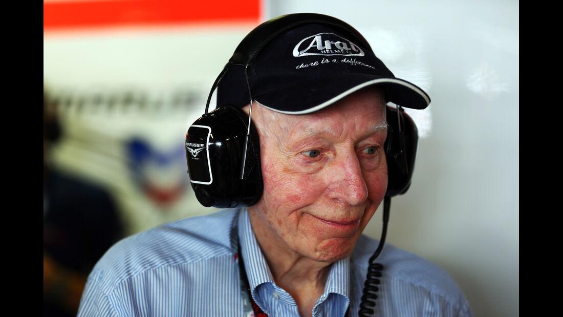 John Surtees - Formel 1 - GP Italien - 7. September 2013