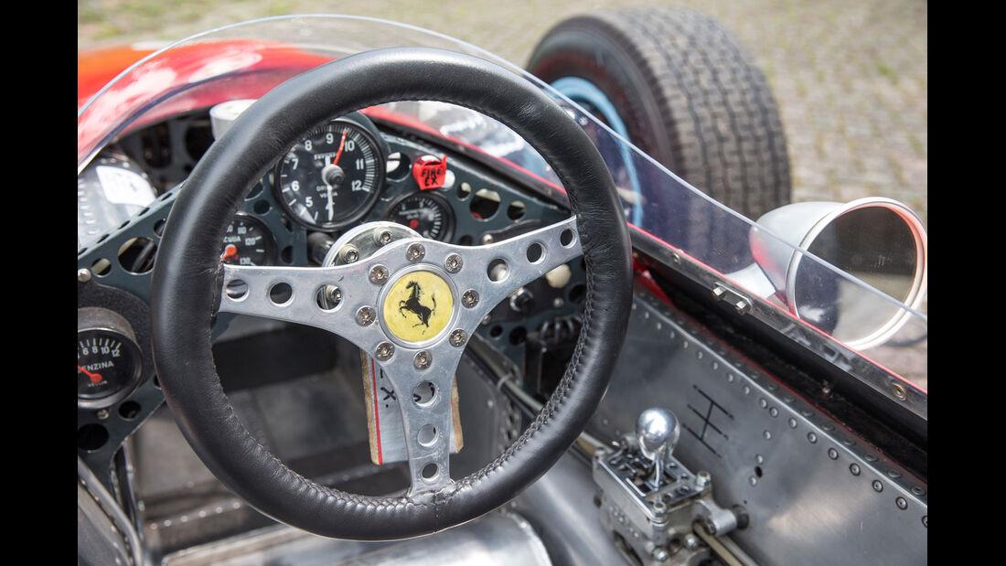 John Surtees - Motorsport- F1 - Ferrari 158