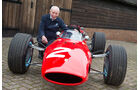 John Surtees - Motorsport- F1 - Ferrari 158