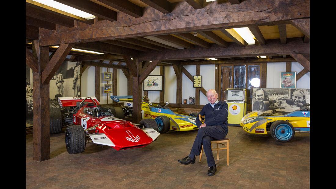John Surtees - Motorsport - F1 - Surtees TS7 - Formel 2 - Surtees TS10