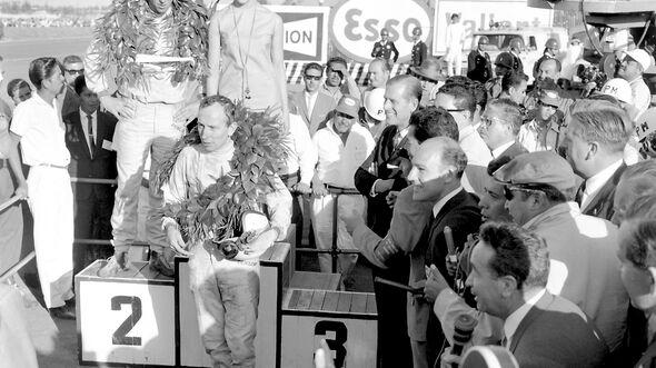John Surtees - Rennfahrer