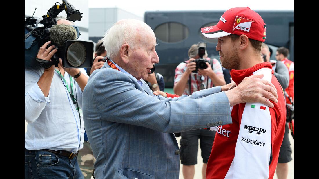 John Surtees - Sebastian Vettel