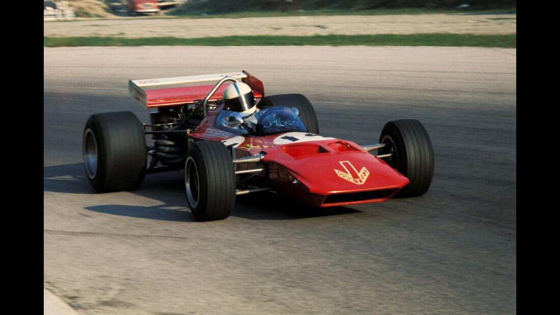 John Surtees - Surtees TS7 - GP Italien 1970