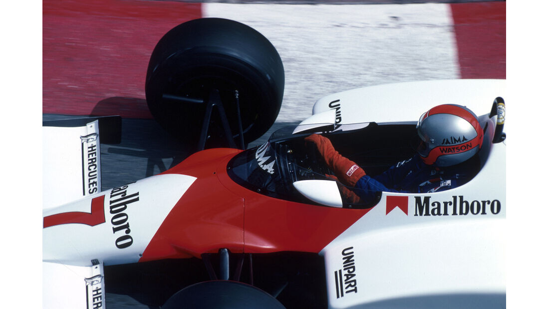 John Watson 1983