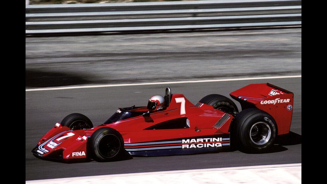 John Watson - Brabham BT45B - GP Frankreich 1977 - Dijon