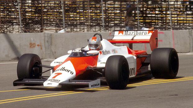 John Watson - GP USA-West - F1 - 1983