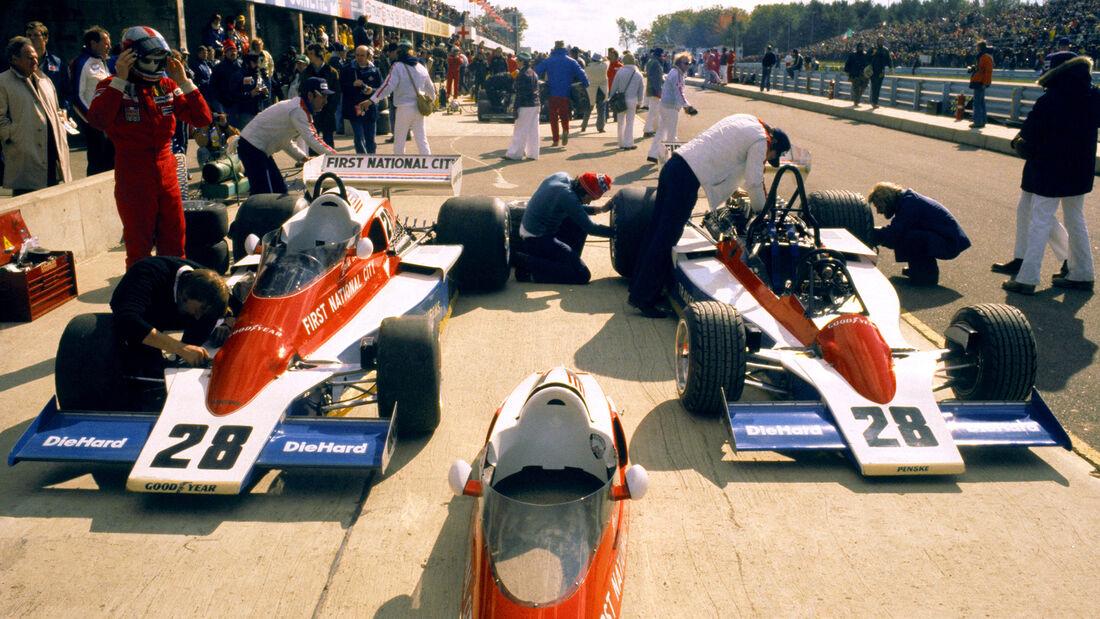 John Watson - Penske - GP USA 1976 - Watkins Glen