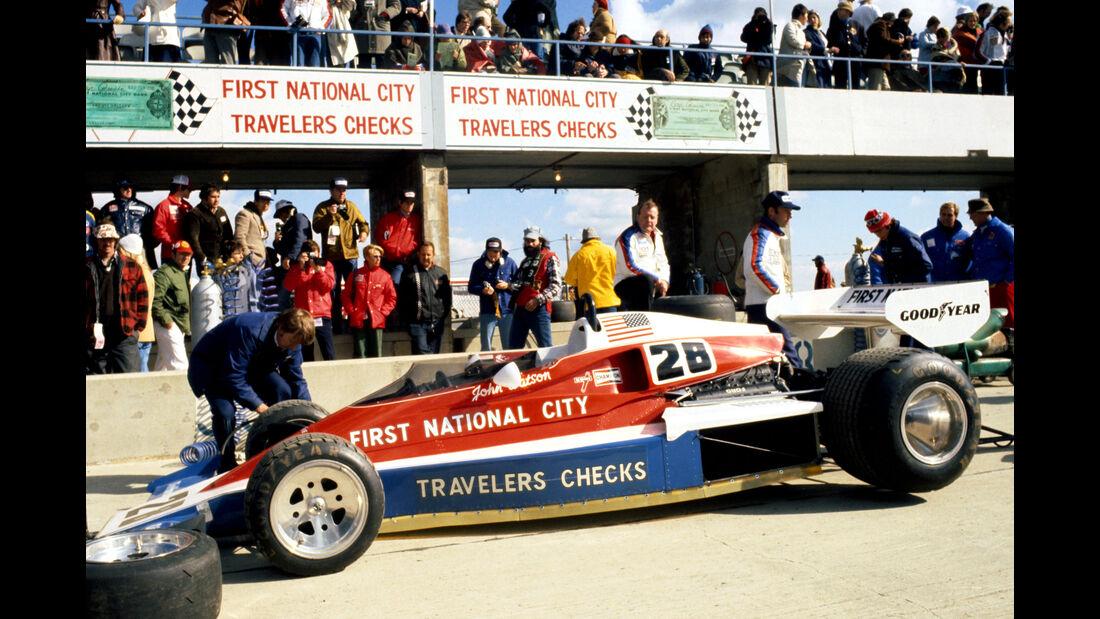 John Watson - Penske - GP USA Ost - Watkins Glen - 1976