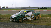 John Winter DTM-Crash