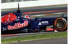 Johnny Cecotto Jr. - Toro Rosso - Young Driver Test - Silverstone - 17. Juli 2013