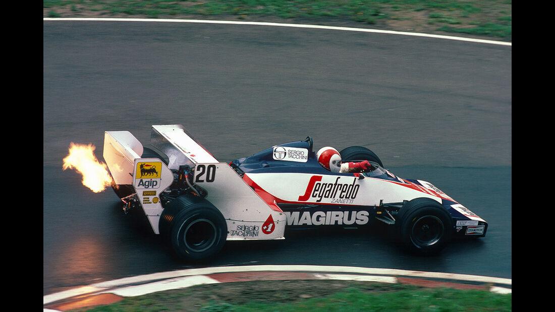 Johnny Cecotto, Toleman-Hart TG183B Turbo
