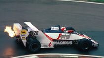 Johnny Cecotto, Toleman-Hart TG183B Turbo