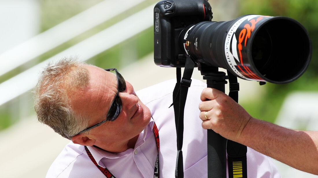 Johnny Herbert - Formel 1 - GP Bahrain - 18. April 2013
