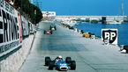 Johnny Servoz-Gavin - Matra Ford MS10 - Graham Hill - Lotus 49 - GP Monaco 1968