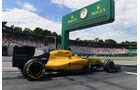 Jolyon Palmer - Formel 1 - GP Deutschland 2016