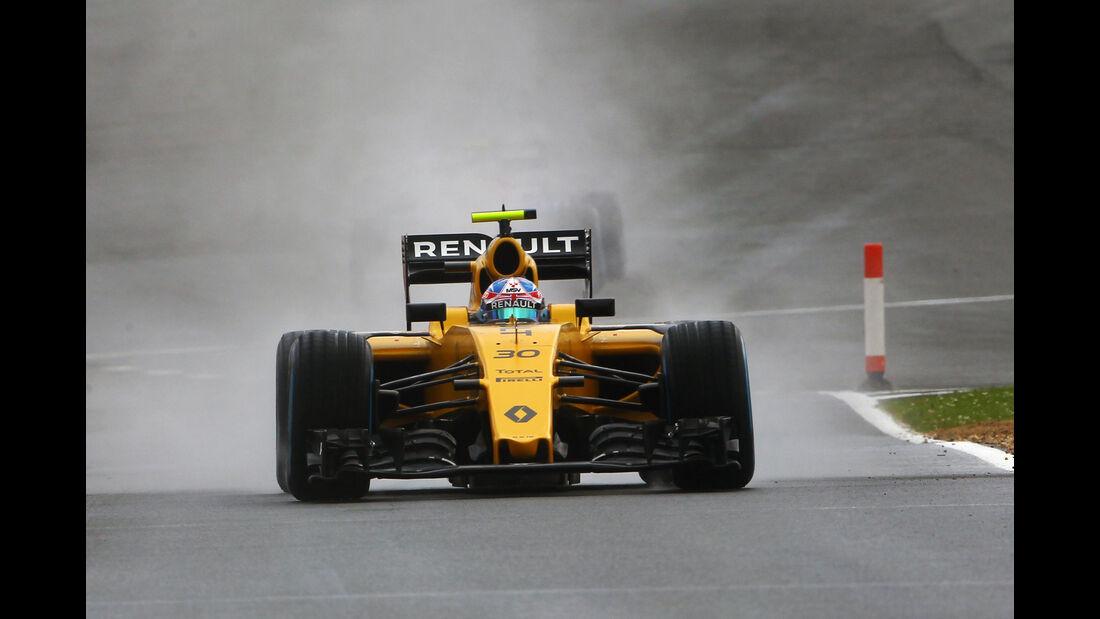 Jolyon Palmer - Formel 1 - GP England 2016