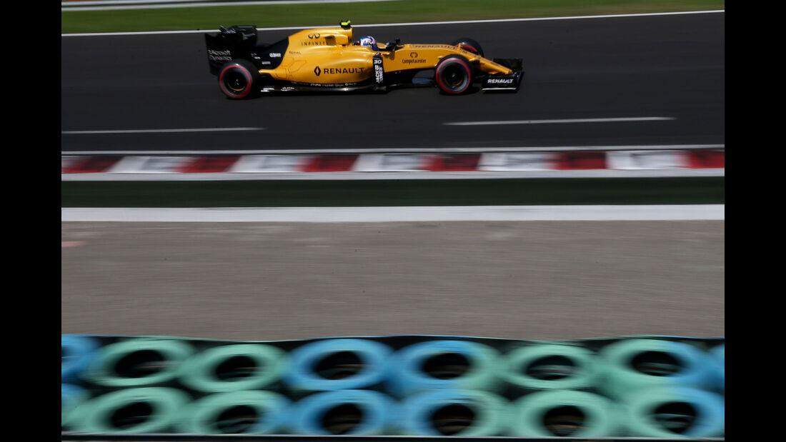 Jolyon Palmer - Formel 1 - GP Ungarn - 24. Juli 2016