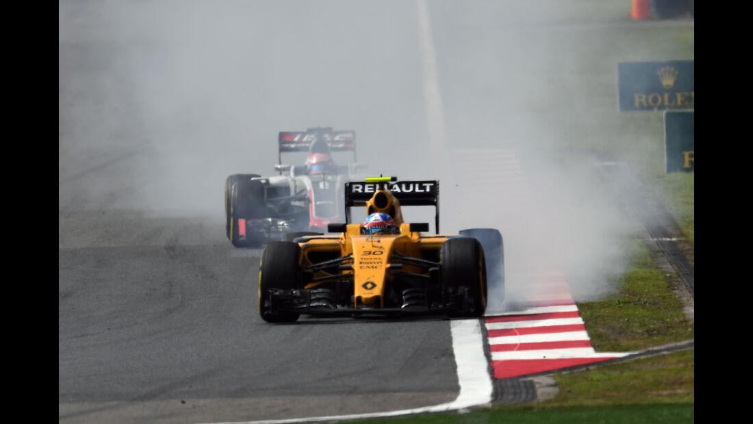 Jolyon Palmer - GP China 2016