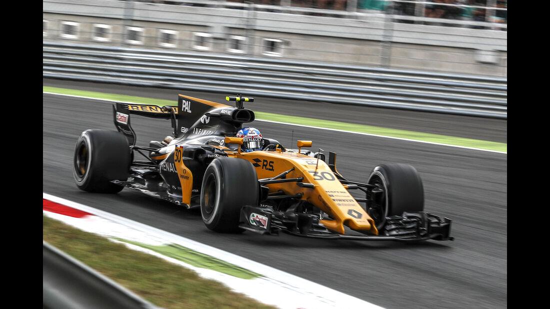 Jolyon Palmer - GP Italien 2017