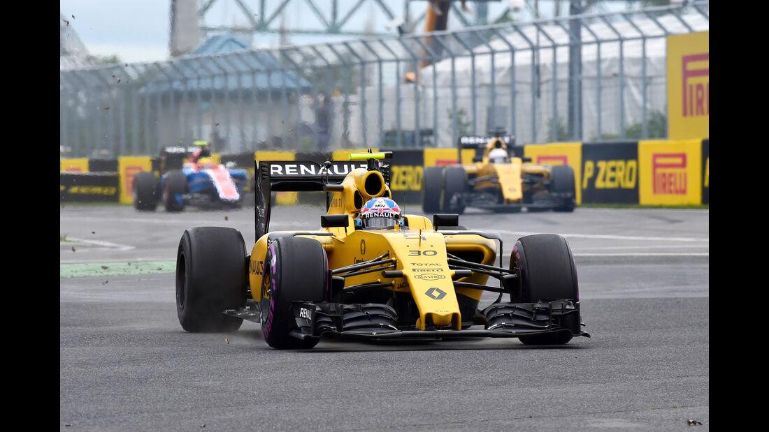 Jolyon Palmer - GP Kanada 2016