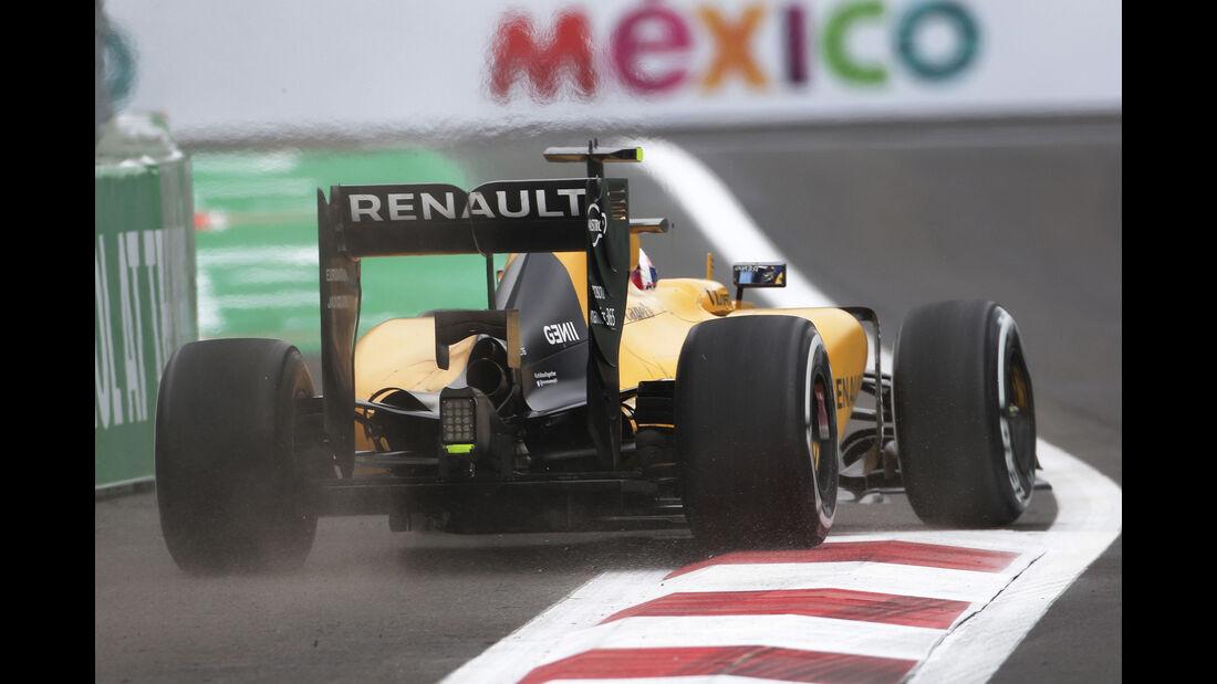 Jolyon Palmer - GP Mexiko 2016