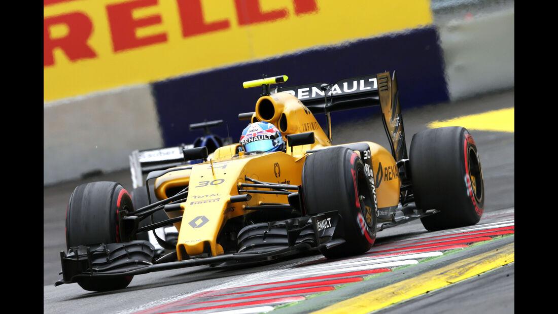 Jolyon Palmer - GP Österreich 2016
