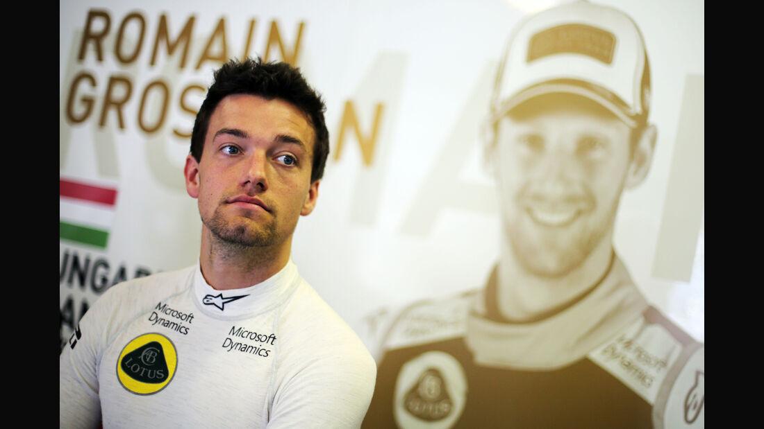 Jolyon Palmer - Lotus - 2015