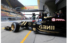 Jolyon Palmer - Lotus - Formel 1 - GP China - Shanghai - 10. April 2015