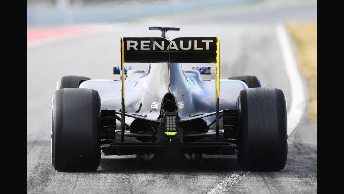 Jolyon Palmer - Lotus - Formel 1-Test - Barcelona - 3. März 2016