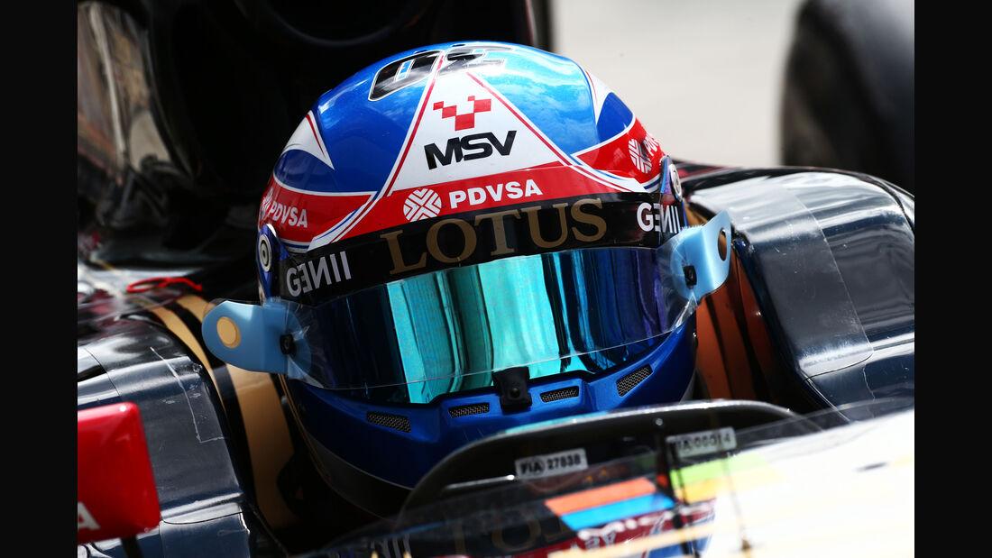 Jolyon Palmer - Lotus - Formel 1-Test - Spielberg - 24. Juni 2015